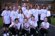 Junior Girls put in excellent performances at the qualifying event